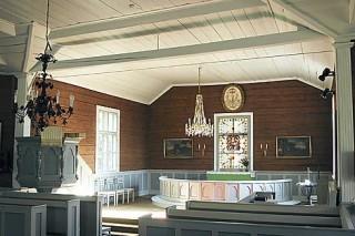 Haapajärven kirkko, Kirkkonummi