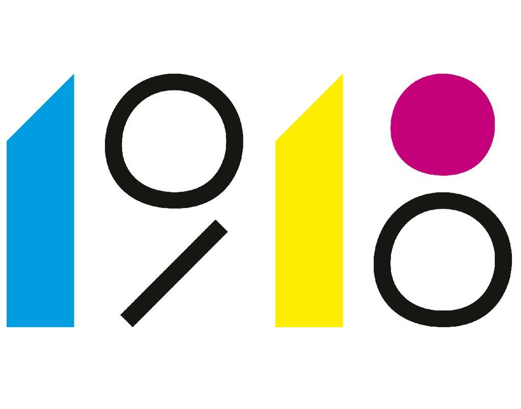 1918 logo complete